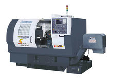 JOHNFORD CNC production lathes