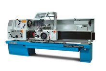 Heavy turning machine suitable