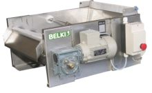 BELKI Curved belt filter 4,5.60