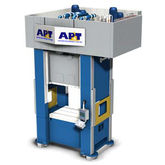 AP and T Hydraulic presses from