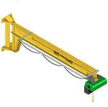 MF-jib crane with capacity of 2