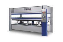 FORMAT4 Hot plate Presse HVP4 f