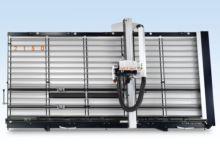 DMC Ikast - vertical panel-saw,