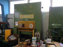 SMG DS 63 hydraulic press