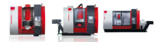 EMCO CNC milling machines from
