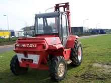 Used Rough terrain f