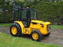 Used JCB Forklift Ro