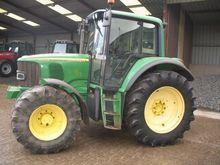 Tractors, farm tractor JOHN DEE