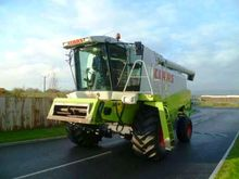Used Claas combine h