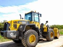Used Wheel-loader Wh