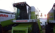 Used CLAAS combine-h
