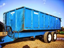 Used WEX 14T Trailer