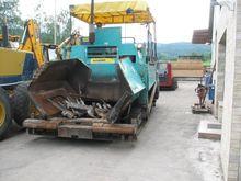 Used Asphalt paver f