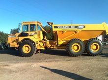Used Volvo A25 Dumpe