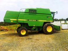 Used Combine-harvest