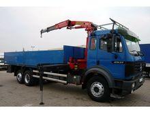 Used Truck crane Cra