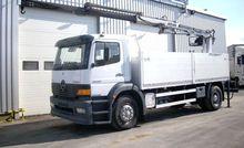 Used Crane Truck Cra
