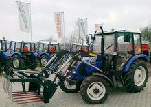 Used Farmtrac Tracto