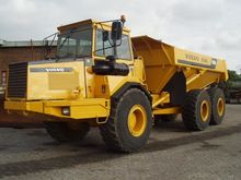 Used Volvo A25 artic