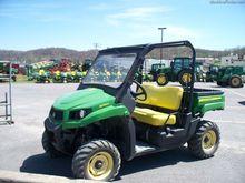 2012 John Deere XUV 550 GREEN