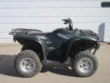 2009 Yamaha YFM7FGPBGR Grizzly