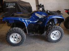 2007 Yamaha YFM7FGPWL Grizzly