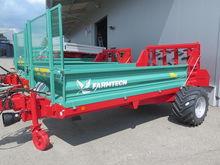 2016 Farmtech Minifex 550 mount