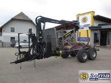 2016 Palms H11S with crane K825