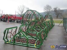 Soma 8m hydraulic meadow aerato