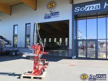 Soma 20t wood splitter