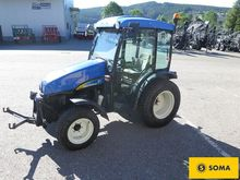2007 New holland TCE 50