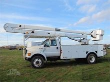 Used 2002 FORD F750