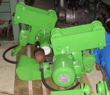 STAHL WINCHES 1500kgr AND 2t
