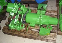 STAHL WINCHES STAHL 1t AND 1,5t