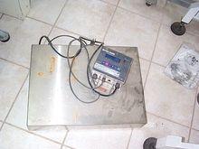 Used Metler Toledo P