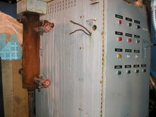 Caloritech Boiler #3601