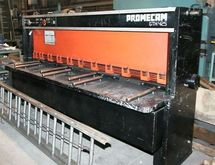 Used Promecam Shear