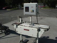 Used Check weigher #