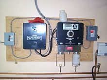 Surge CIP system #4050