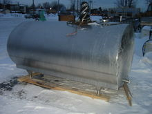 Used Delaval tank #4