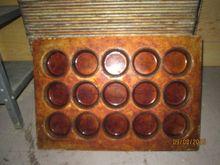 TRAY  mold  for MUFIN in alumin