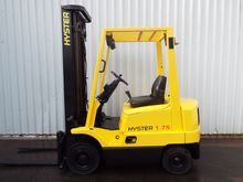 Used 1995 Hyster H1.