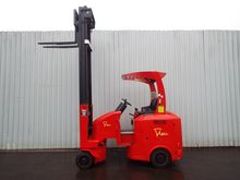FLEXI G4. 2000KG. 6600mm LIFT.