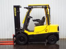 Used 2008 Hyster H2.