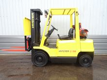 2001 Hyster H2.50XM