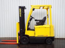 Used 2009 Hyster E3.