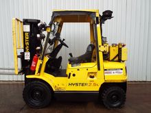 Used 1999 Hyster H2.