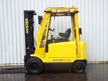 2004 Hyster J2.00XMT