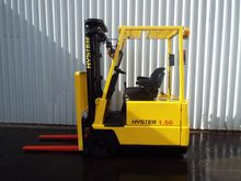 Used 2009 Hyster A1.