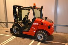 Used 2007 Manitou MH